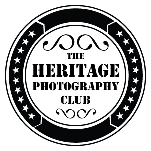 The Heritage Photography Club Logo